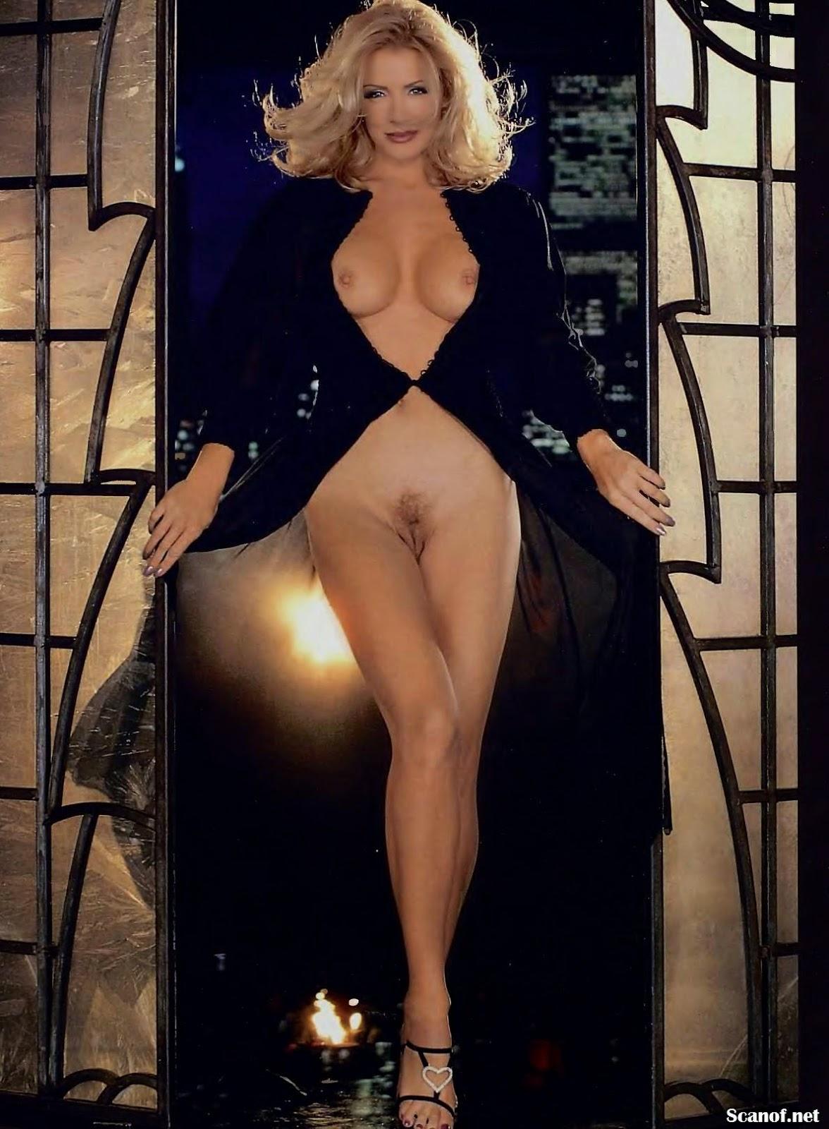 Shannon Tweed Playboy Usa January