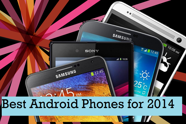 Top Android Phones in 2014