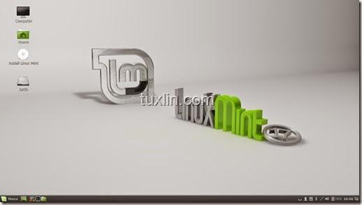 Panduan Cara Install Linux Mint 17 Qiana