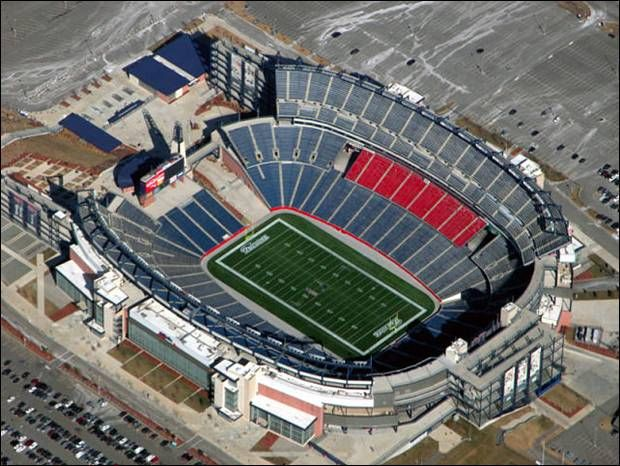 Gillette Stadium - Foxborough, Mass