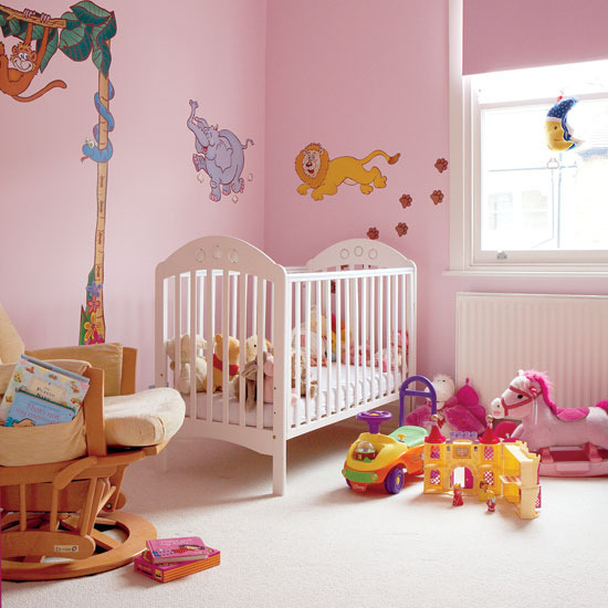 Home Decoration: Painting A Baby Nursery Or Kids Room? How
