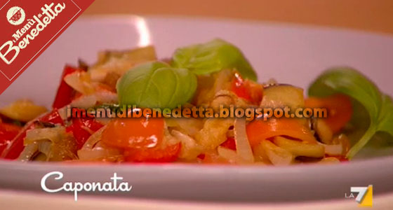 Caponata di Benedetta Parodi