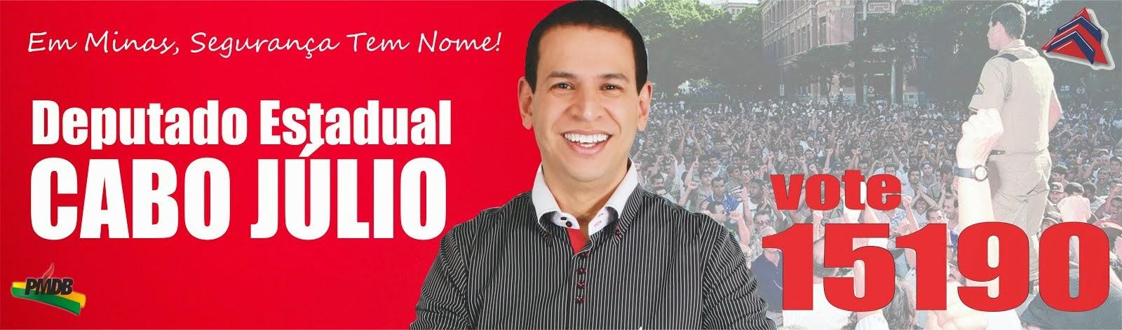 BLOG OFICIAL DO CABO JÚLIO