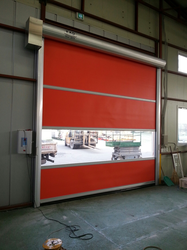 KAD korea auto door's Speed Door