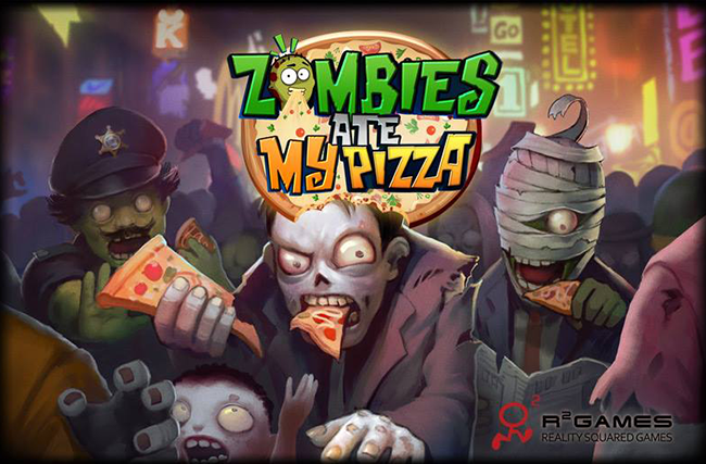 Zombie Ate My Pizza Damage hile