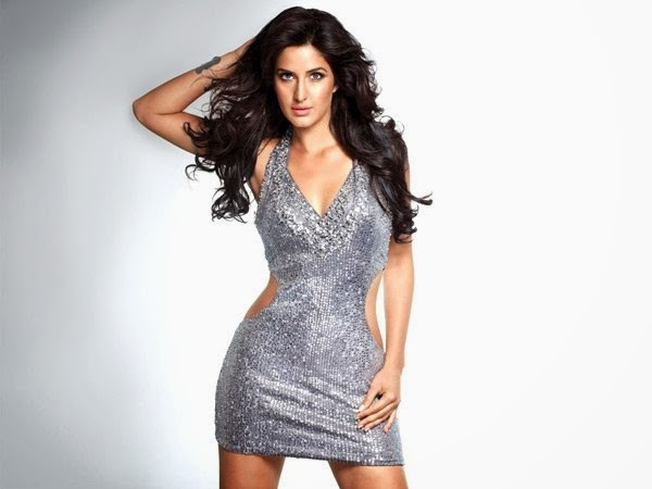 Katrina Kaif in Sparkling Dress