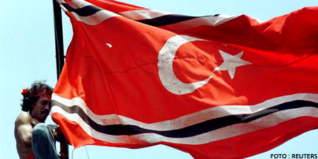 Pemerintah Aceh Sepakati Perubahan Bendera NAD