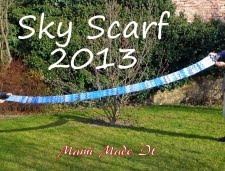 Sky Scarf 2013