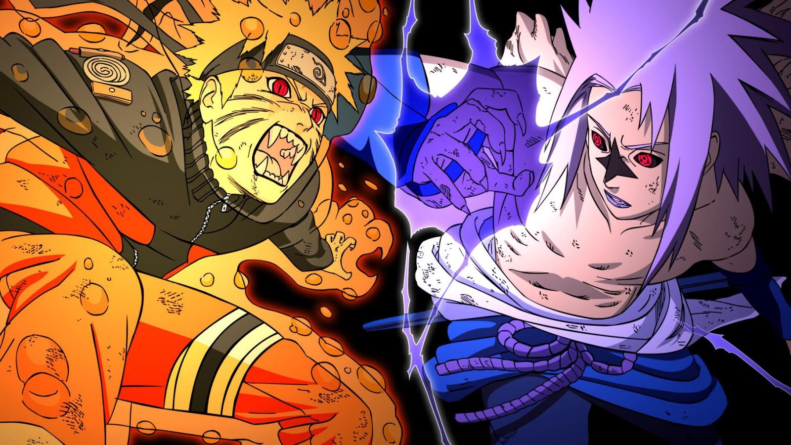 Hình nền Naruto, sasuke full HD đẹp nhất thế giới