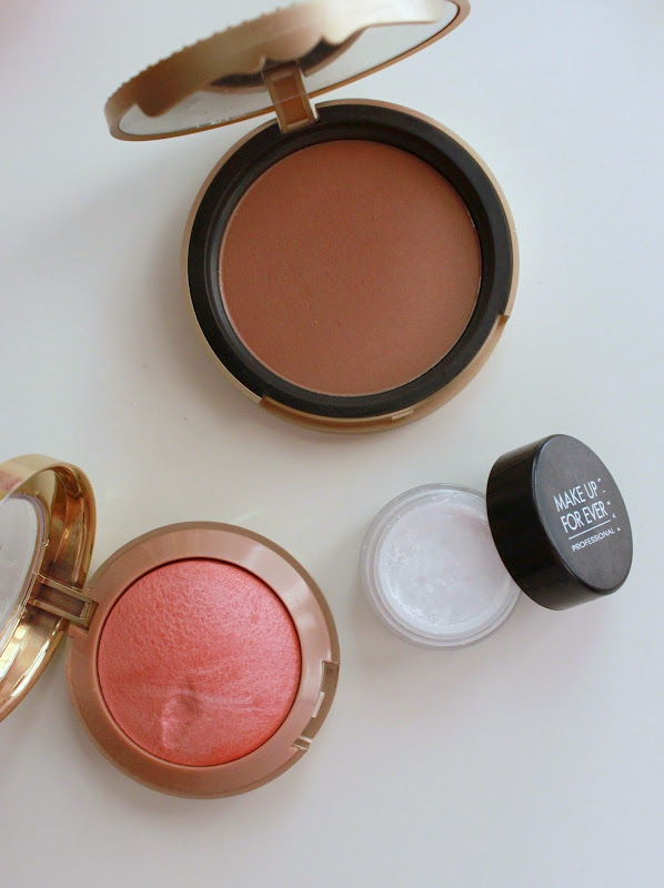 milani luminoso review, too faced chocolate bronzer review