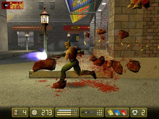 Duke Nukem Manhattan Project   [2002][ PC][Espanol][Accion][Multihost]