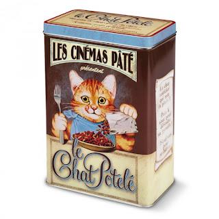 Boîtes à croquettes pour chat, Le Chat Potelé
