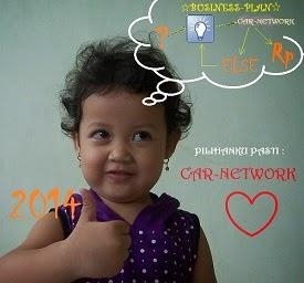 Ilustrasi Cara Jadi Kaya dengan 3i-Network