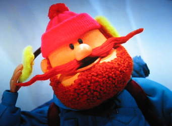 In Search of Yukon Cornelius