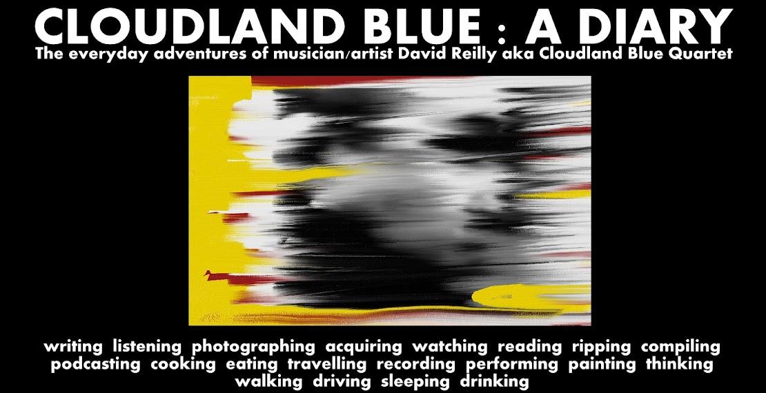 Cloudland Blue : A Diary