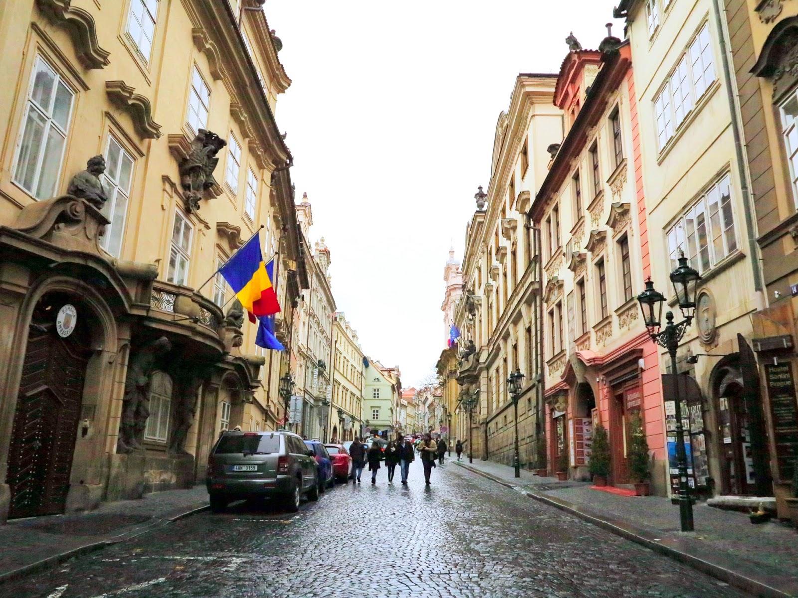 privat praha 4 czech streets