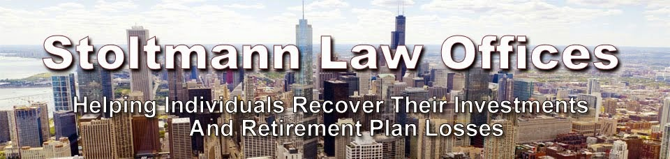 Chicago Securities Fraud Attorneys Investment Arbitration Law Firm