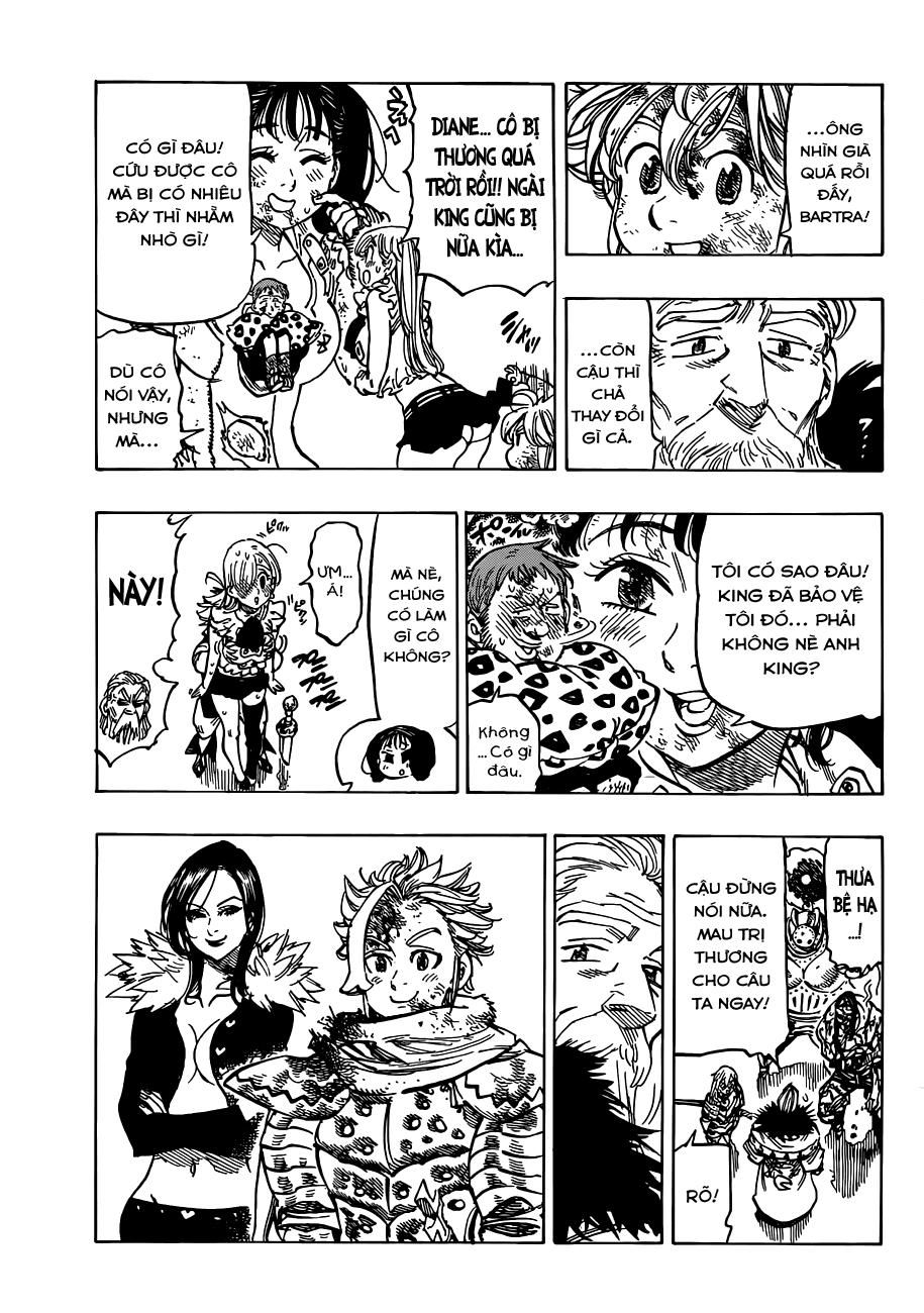 Nanatsu no Taizai - Thất Hình Đại Tội chap 84 page 12 - IZTruyenTranh.com