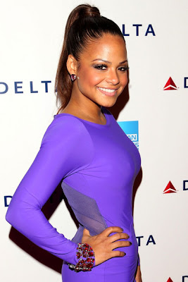Christina Milian Haircut 2012