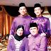 Keluarga Datuk Yusof Haslam & Datin Fatimah Ismail