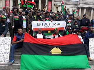 Biafra agitators