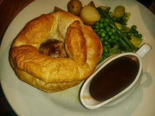 Ember Inn Chimney Chicken Pie