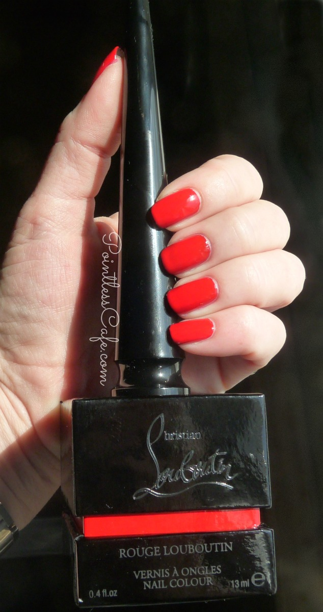 261a459adb5 Louboutin Nail Polish Box - Miami Dream Team