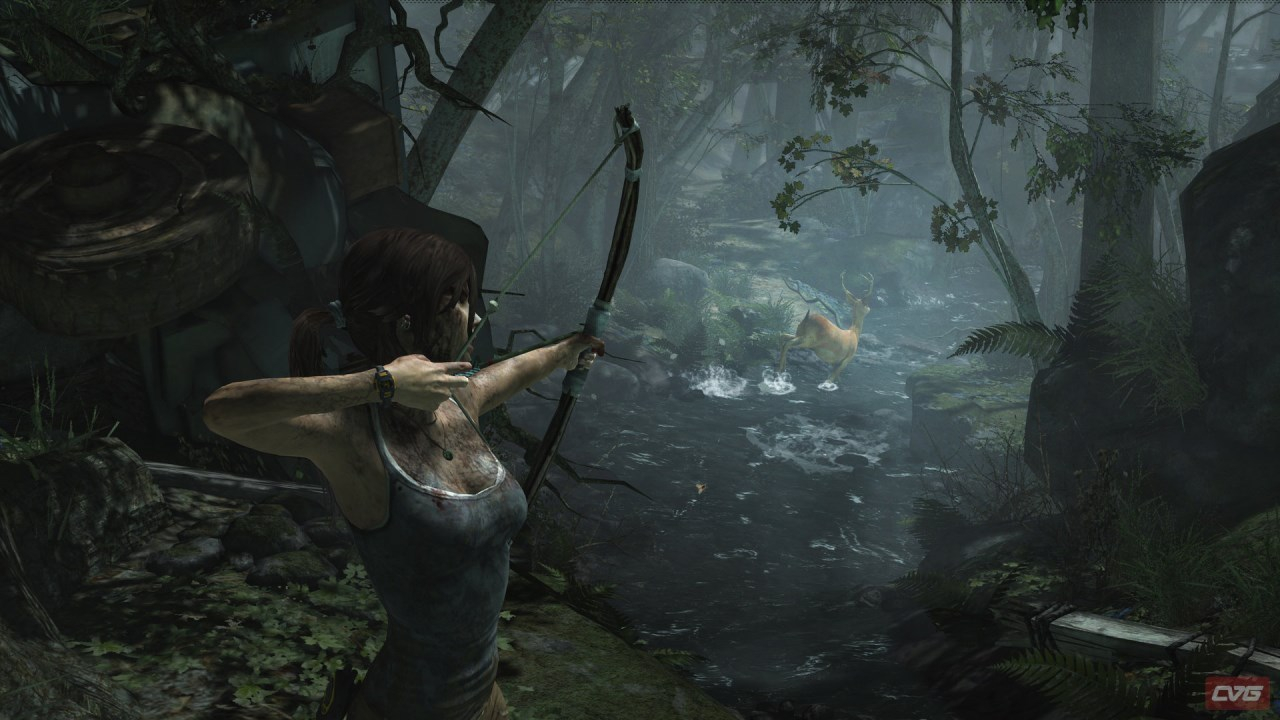 best tomb raider game