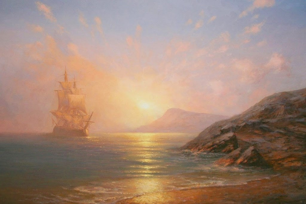 pinturas-paisajes-marinos-de-rusos