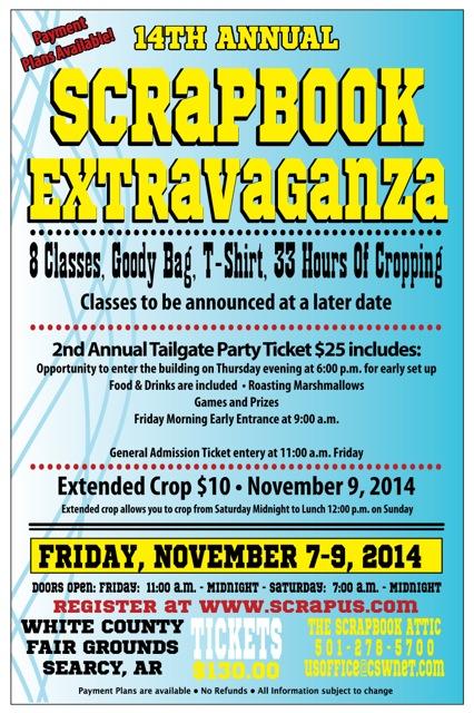 2014 Extrav Flyer