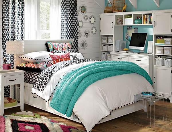Dise os de cuartos para ni as j venes decoracion de salones Disenos de dormitorios