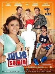 Filme Julio Sumiu