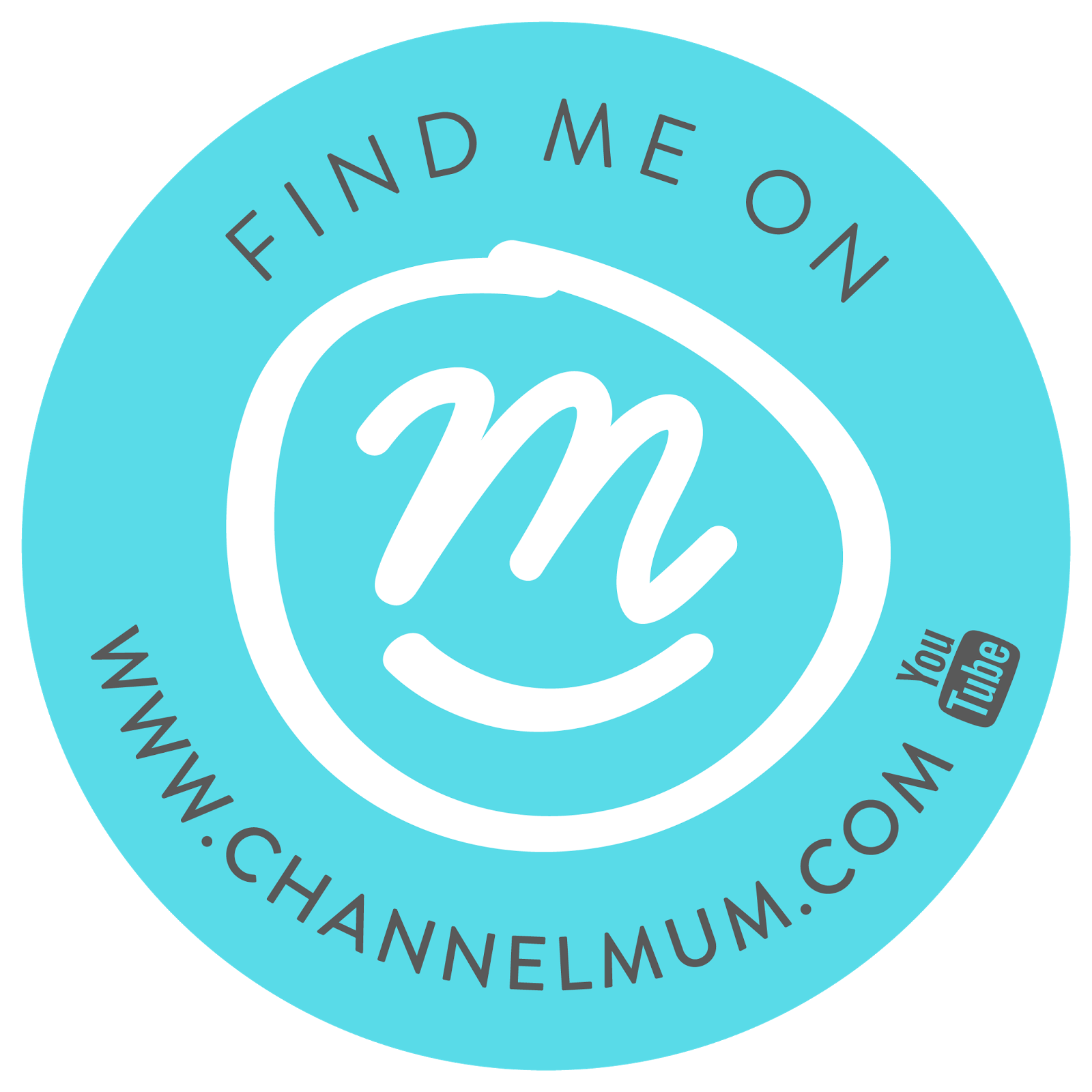 FIND ME ON CHANNEL MUM
