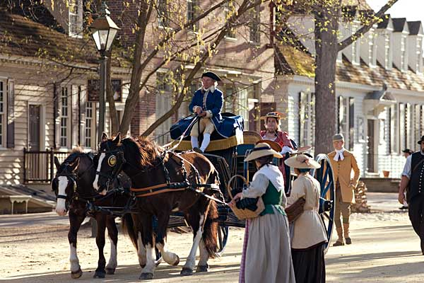 Thanksgiving In Colonial Williamsburg Va