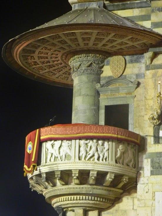 Pulpito di Donatello e Michelozzo