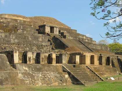 Patrimonio Cultural de El Salvador