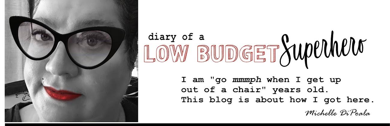 Diary of a Low Budget Superhero