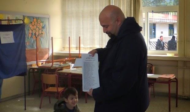 Ηλίας Παναγιώταρος, ο Θεός είναι μαζί μας,  η Ελλάδα θα νικήσει