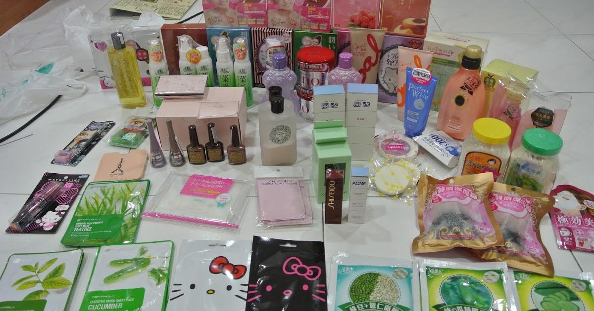 Taiwan Skin Care Must Buy