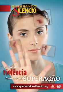 Banner - Quebrando o silêncio 2012