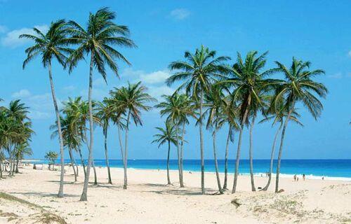 Increíbles playas de arena blanca en Cuba