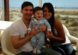 Belajar Sederhana dari Istri Lionel Messi