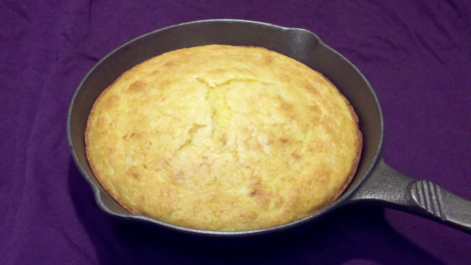 Cream Of Corn Cake Recipe