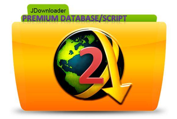 Jdownloader2 Premium Database Extabit