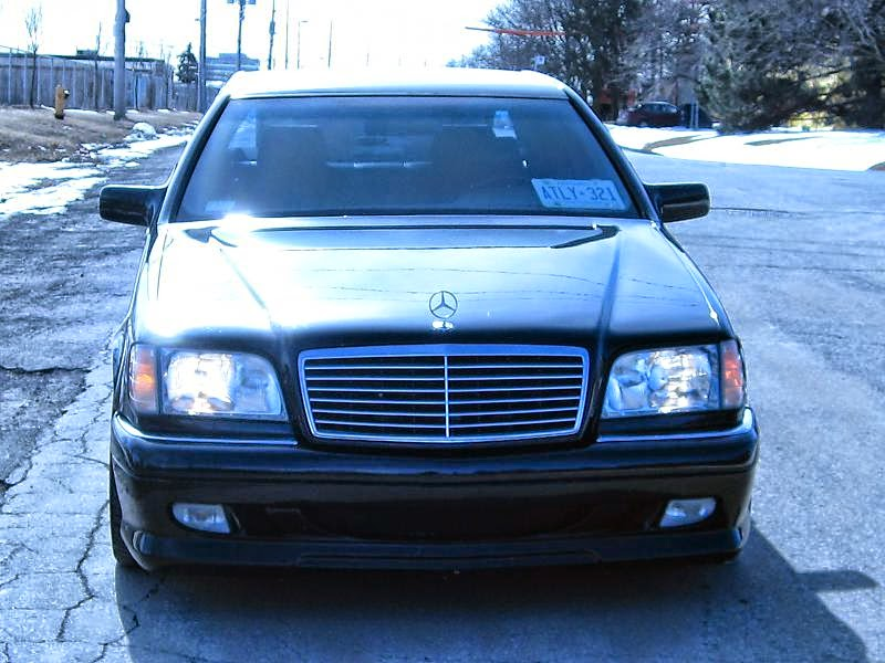 Mercedes benz w140 s500 wald bodykit vip style benztuning for Mercedes benz body styles