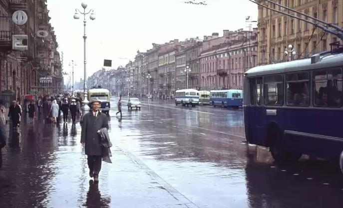 Ленинград - Санкт Петербург