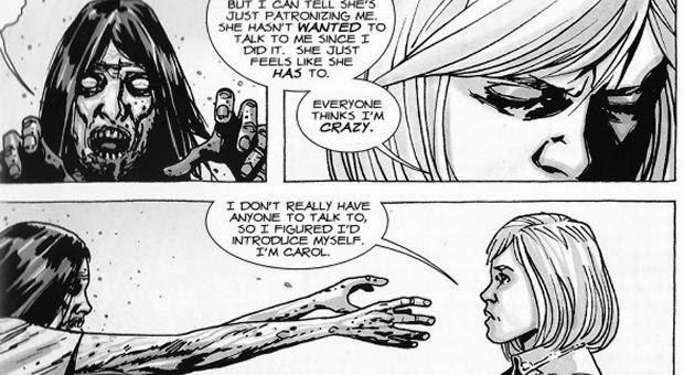 The Walking Dead Carol La Tropa Friki
