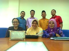 Pasukan Petugas Sains Daerah Kinabatangan Tahun 2013