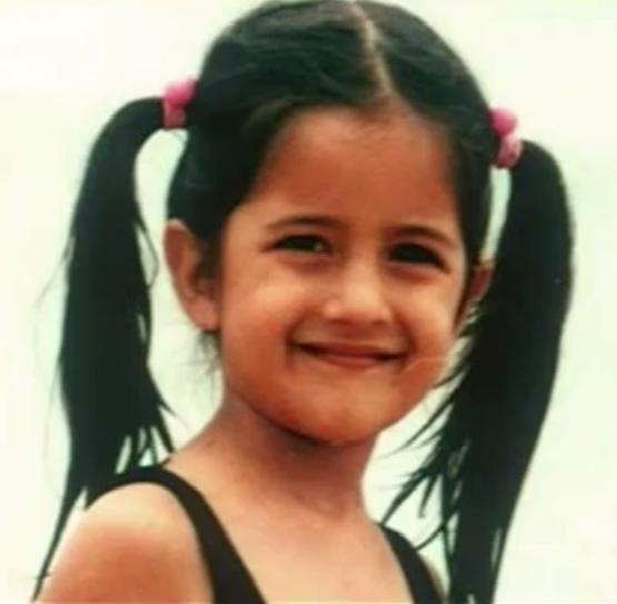 Katrina Kaif childhood photos | Photobundle