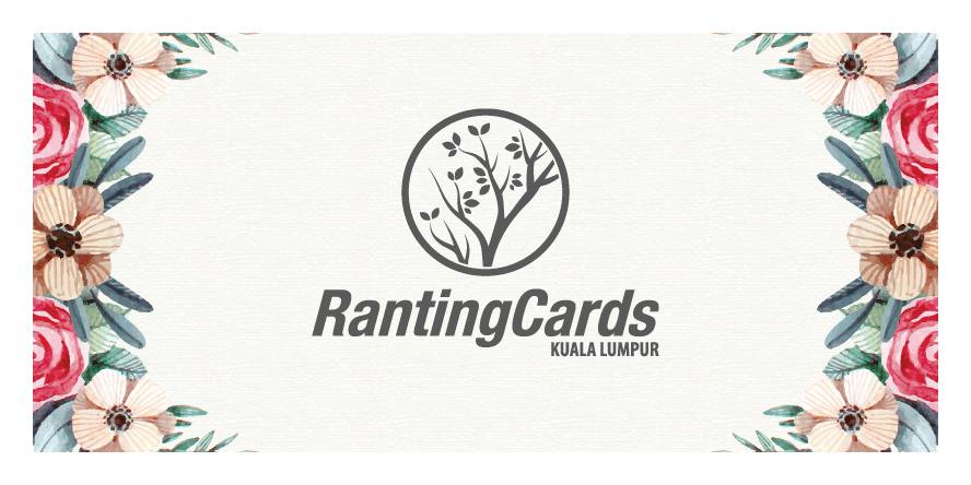 Ranting Cards